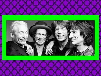 Rolling Stones: Musicians in the Spotlight