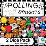Rolling Through the Seasons: 2 Dice Pack