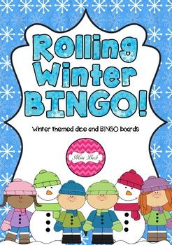 Rolling Winter BINGO!