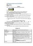 Rolling cheese worksheet