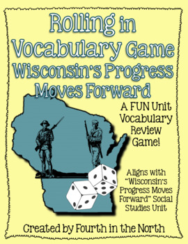 Rolling in Vocabulary - Wisconsin's Progress Moves Forward