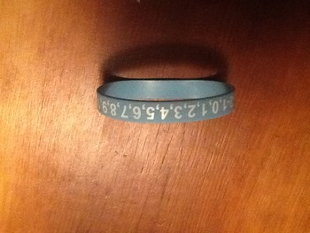 Rolling with Happy Educational Wristbands