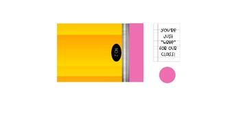 Rolo Pencil Printable