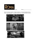 Roma - Quiz designed for a Spanish Film class, not a regular Spanish classroom.