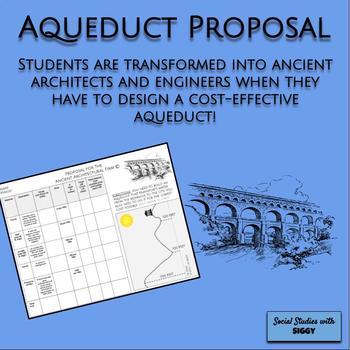 Roman Aqueduct Activity
