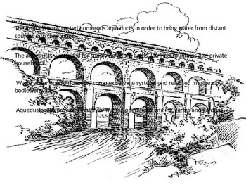 Roman Aqueducts Powerpoint
