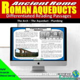 Roman Aqueducts Reading Passages