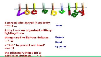 Roman Army - PowerPoint presentation