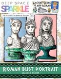 Roman Bust Portrait Lesson Plan