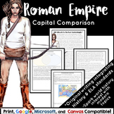 Roman Capital Comparison: Constantinople, America, and The