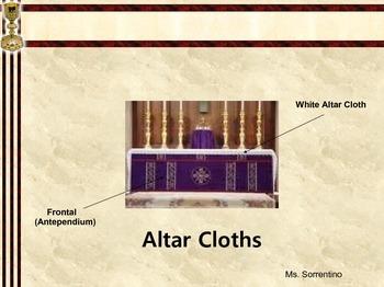 Roman Catholic Church Vocabulary