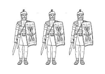 Roman Centurian Template