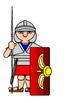 Roman Conquest of Britain AD43 Word Search