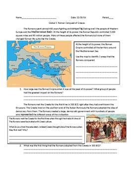 Roman Conquest of Greece