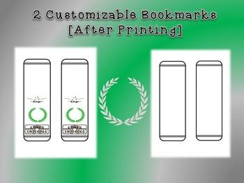 Roman Emperors Bookmarks