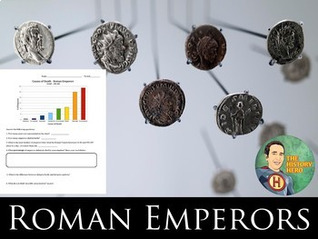 Roman Emperors - Causes of Death *Common Core