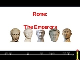 Roman Empire - Emperors Powerpoint Lecture