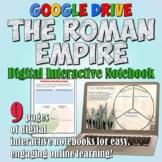 Roman Empire Google Drive Interactive Notebook