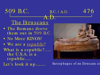 Roman Empire Lecture Powerpoint Presentation