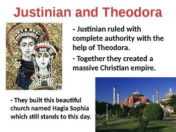 Roman Empire Lesson 6: The Byzantine Empire