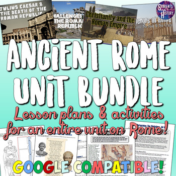 Ancient Rome Unit Set