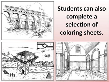 Roman Engineering & Building
