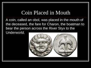 Roman Funeral Customs