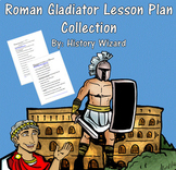 Roman Gladiator Lesson Plan Collection