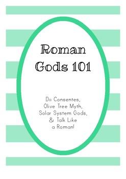 Roman Gods 101