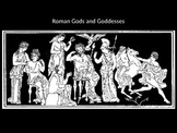 Roman Gods and Goddesses Powerpoint