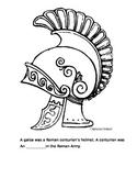Roman History Coloring Packet