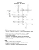 Roman History Crossword Puzzle