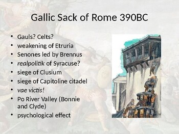 Roman Imperial Expansion and the Punic Wars PPT Roman History