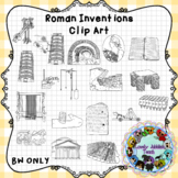 Roman Inventions Clip Art