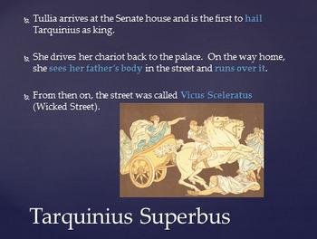 Roman Kings Activity Bundle