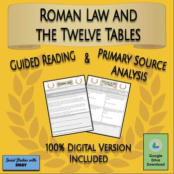 12 tables of roman law