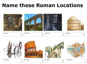 Roman Location Test - Bill Burton