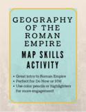 Roman Map Activity