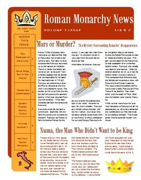 Roman Monarchy News