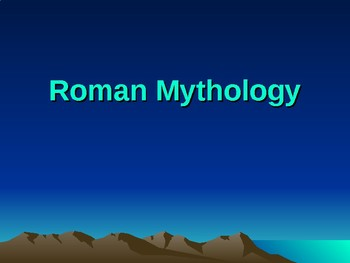 Roman Mythology