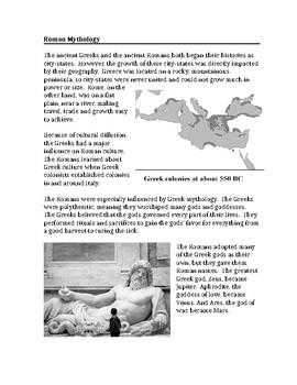 Roman Mythology Intro with ROMULUS and REMUS