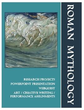 Roman Mythology Project Unit