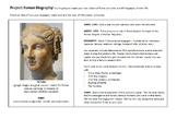 Roman Names Activity Bundle