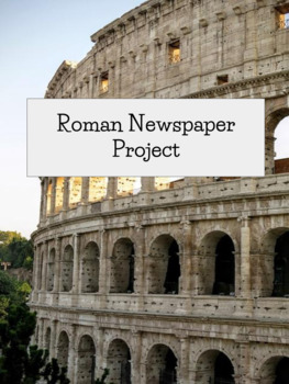 Roman Newspaper Project