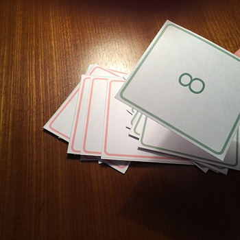 Roman Numeral Flash Cards