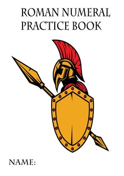 Roman Numeral Practice Booklet