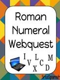 Roman Numeral Webquest