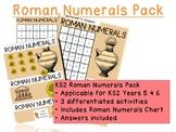 Roman Numerals Pack