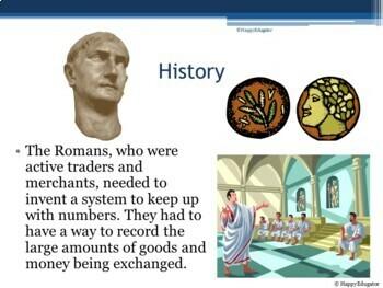 Roman Numerals PowerPoint