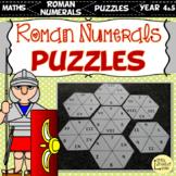 Roman Numerals Puzzles
